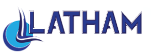 latham pools logo